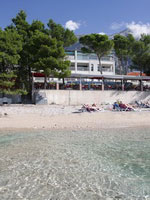 Croatia accommodation in Makarska