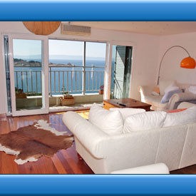 luxury accommodation makarska