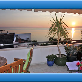 makarska holiday apartments marina croatia