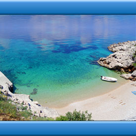 makarska private accommodation hvar